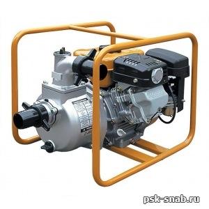Бензиновая мотопомпа для чистой или слабозагрязненной воды Кoshin SE-50X