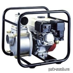 Бензиновая мотопомпа для чистой или слабозагрязненной воды Кoshin SEH-100X