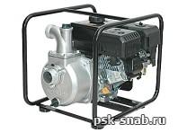 Бензиновая мотопомпа для чистой или слабозагрязненной воды Кoshin SEV-80X