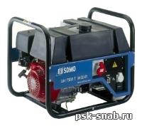 Бензиновый генератор SDMO SH 7500 T-C