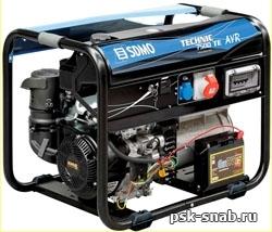 Бензиновый генератор SDMO Technic 7500 TE AVR C AUTO