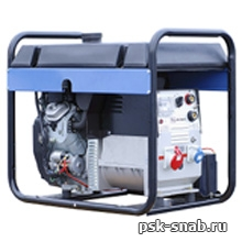 Бензиновый сварочный генератор с постоянным током до 270А - VX 270/10HE
