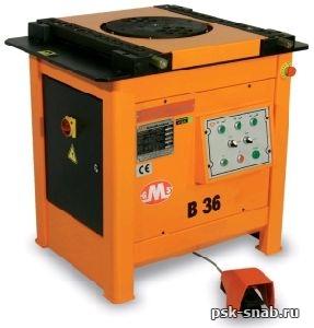 Электромеханические станки для гибки арматуры GocMakSan (GMS) B 36