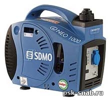 Инверторный бензогенератор INEO 1000 (0,9 кВт)