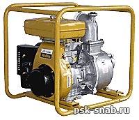 Мотопомпа дизельная для сильнозагрязненных жидкостей Subaru PTD405T
