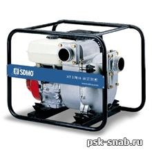 Мотопомпа для перекачки сильнозагрязненной воды SDMO XT 3,78 H