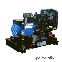 Однофазный дизель генератор SDMO T12KM (12,1 кВт)