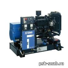 Однофазный дизель генератор SDMO T17KM (17,2 кВт)