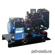 Однофазный дизель генератор SDMO T9KM (8,6 кВт)