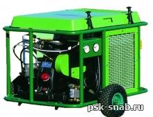 Передвижной компрессор Atmos PВ 80