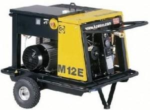 Передвижной компрессор с электрическим приводом KAESER М 12 Е
