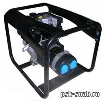 Портативный дизель-генератор SDMO с электростартером Diesel 4000E XL (3,4 кВт)
