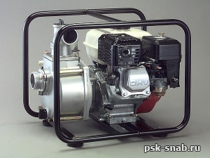 Бензиновая грязевая мотопомпа Daishin SST-50HX