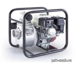 Бензиновая грязевая мотопомпа Daishin SWT-80HX