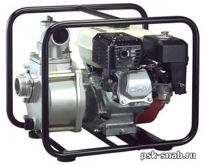 Бензиновая грязевая мотопомпа Koshin STH-50X