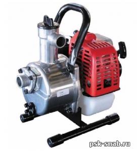 Бензиновая мотопомпа для чистой или слабозагрязненной воды Daishin SCR-252M2