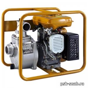 Бензиновая мотопомпа для чистой или слабозагрязненной воды Кoshin SE-80X