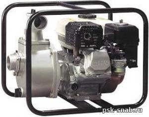 Бензиновая мотопомпа для чистой или слабозагрязненной воды Кoshin SEH-50X