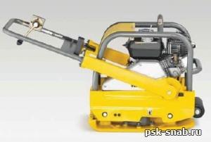 Бензиновая реверсивная виброплита WPU 1550 A / WPU 1550AW