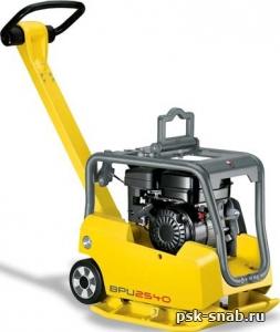 Бензиновая виброплита реверсивная Wacker Neuson BPU 2540A  - 140 кг