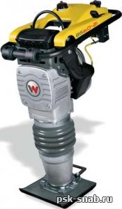 Бензиновая вибротрамбовка  с системой отдельного впрыска масла Wacker Neuson BS 70-2i