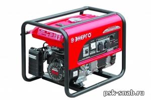 Бензиновый генератор Energo ЭА 6500 С
