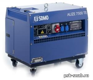 Бензиновый генератор SDMO ALIZE 7500 TE AUTO