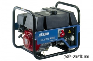 Бензиновый генератор SDMO SH 7500 TE-S AUTO