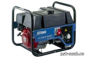 Бензиновый генератор SDMO SH 7500 TE-S
