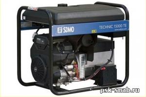 Бензиновый генератор SDMO Technic 15000 TE AVR C AUTO