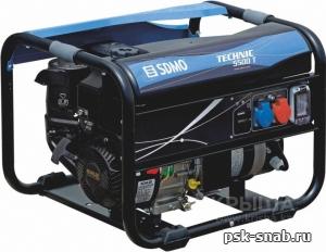 Бензиновый генератор SDMO Technic 5500 T