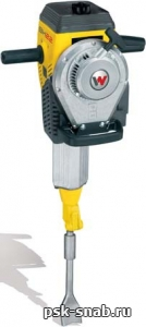 Бензиновый отбойный молоток для подбивки шпал Wacker Neuson BH 22