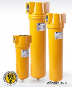 Циклонный сепаратор сжатого воздуха Comprag серии AS-012