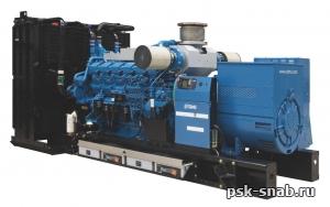 Дизельная электростанция PACIFIC II T1400