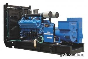 Дизельная генераторная установка PACIFIC II T900