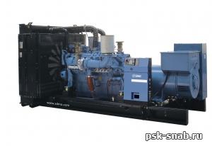 Дизельная трехфазная электростанция EXEL II X1100C
