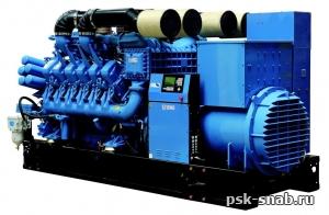 Дизельная трехфазная электростанция EXEL II X1540С