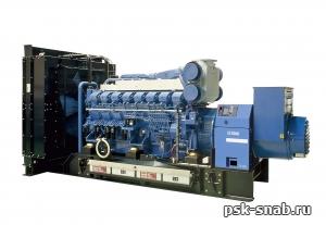 Дизельная  электростанция PACIFIC II T2100