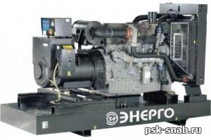 Дизельный генератор Energo ED 130/400 IV с АВР