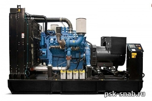 Дизельный генератор Energo ED 1370/400MTU с АВР