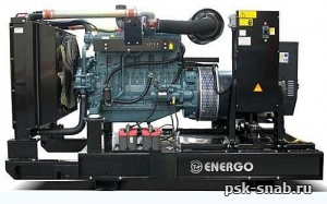 Дизельный генератор Energo ED 200/400 D с АВР