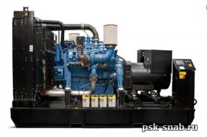 Дизельный генератор Energo ED 300/400MTU с АВР