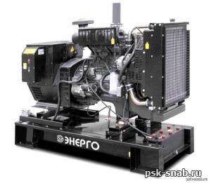 Дизельный генератор Energo ED 75/400 IV