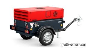 Дизельный передвижной компрессор Chicago Pneumatic CPS 90