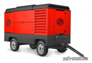 Дизельный передвижной компрессор Chicago Pneumatic CPS750-10