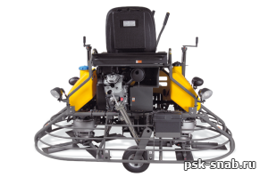 Двухроторная затирочная машина Wacker Neuson CRT 36-26A