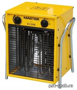 Электрический нагреватель с вентилятором MASTER B 9 EPB