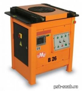 Электромеханические станки для гибки арматуры GocMakSan (GMS) B 26
