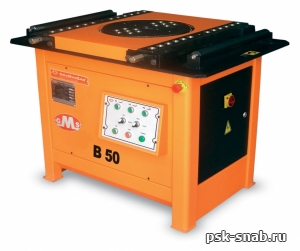 Электромеханические станки для гибки арматуры GocMakSan (GMS) B 50