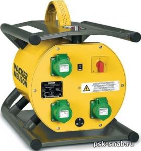 Электронный преобразователь частоты и напряжения Wacker Neuson  FUE 6 / 042 / 200W SC